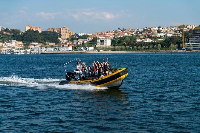 Porto Speedboat Tour 6