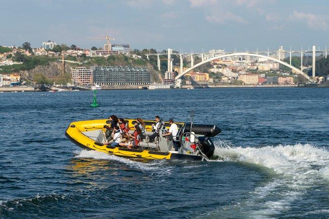 Porto Speedboat Tour 7