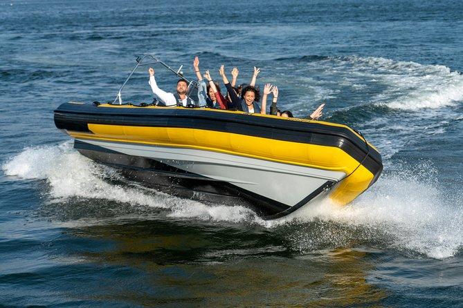 Porto Speedboat Tour 8