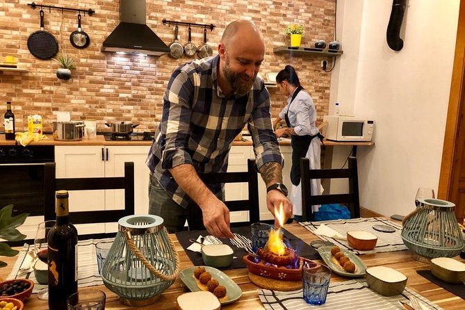 Portuguese Cooking Experience with Cátia (6 Participants maximum) 1