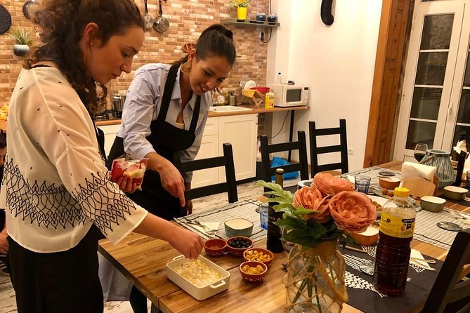 Portuguese Cooking Experience with Cátia (6 Participants maximum)