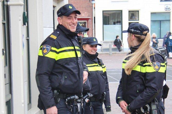 Private Amsterdam crime tour 1