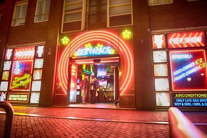 Private Amsterdam crime tour 2