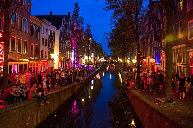 Private Amsterdam crime tour 4