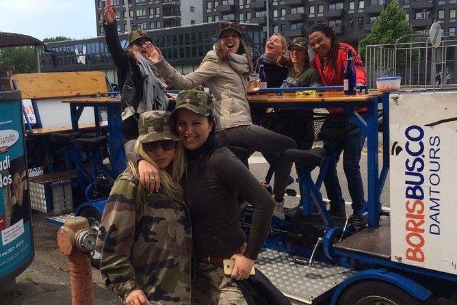 Prosecco Bike Amsterdam .Min 8 pax 3