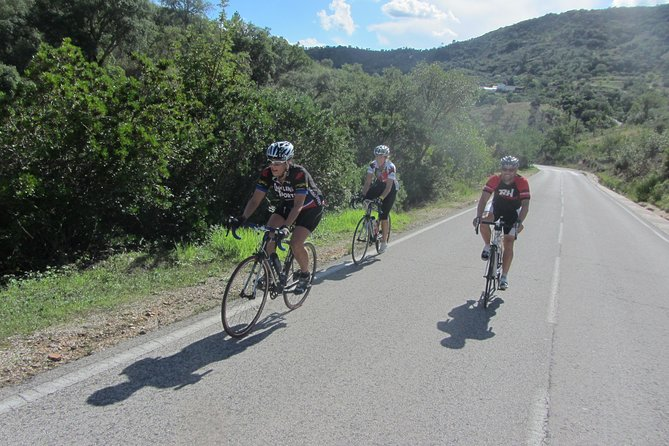 Road Bike challenging ride