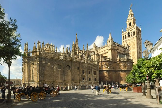 Seville Day Trip from the Algarve 1