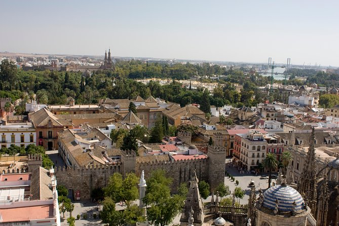 Seville Day Trip from the Algarve 7