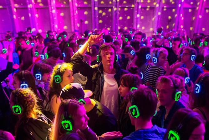 Silent Disco Club Experience 1
