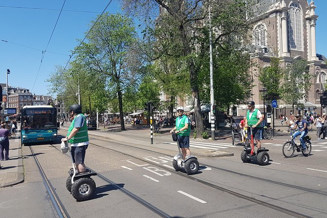 Two and A Half Hour Private Segway Eswing Tour of Amsterdam 1