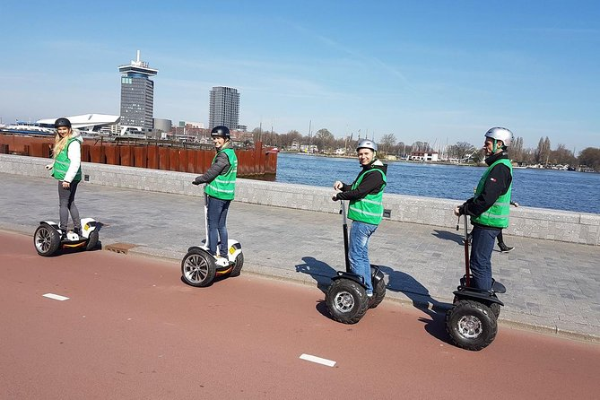 Two and A Half Hour Private Segway Eswing Tour of Amsterdam