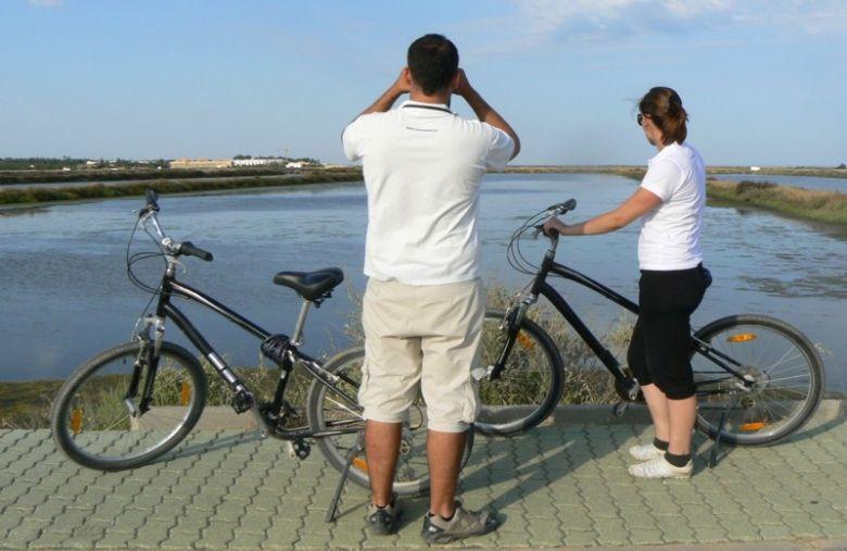Cycling Ria Formosa 2